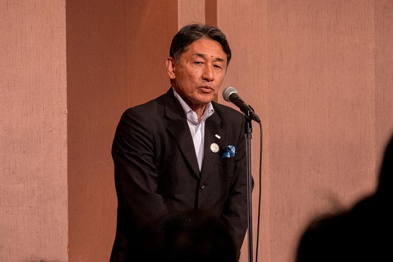 株式会社日本旅行 代表取締役社長 堀坂明弘氏