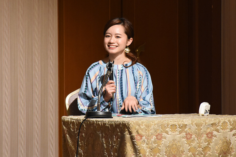 斉藤雪乃さん