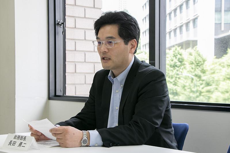 一般社団法人日本旅行業協会 総務部 部長 長田勇二氏
