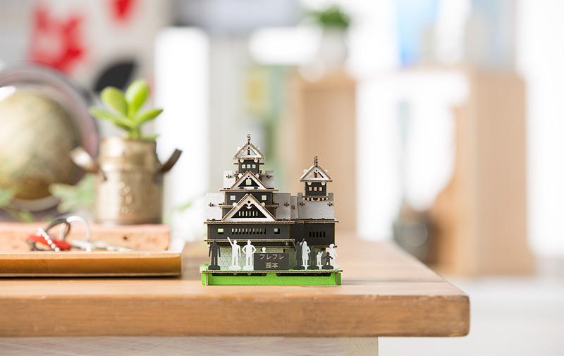 熊本城 組み建て募金
