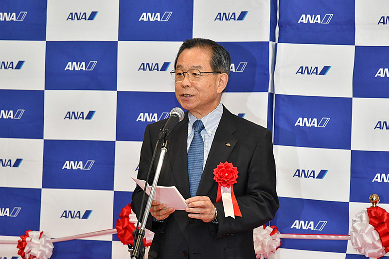 福岡空港ビルディング株式会社 代表取締役社長 津上賢治氏