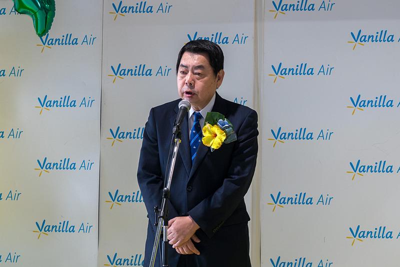 成田市副市長 関根賢次氏
