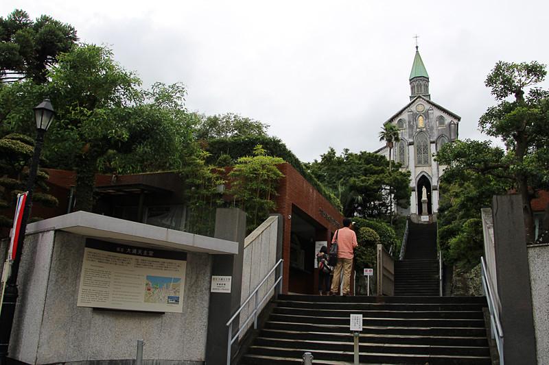 長崎県の大浦天主堂