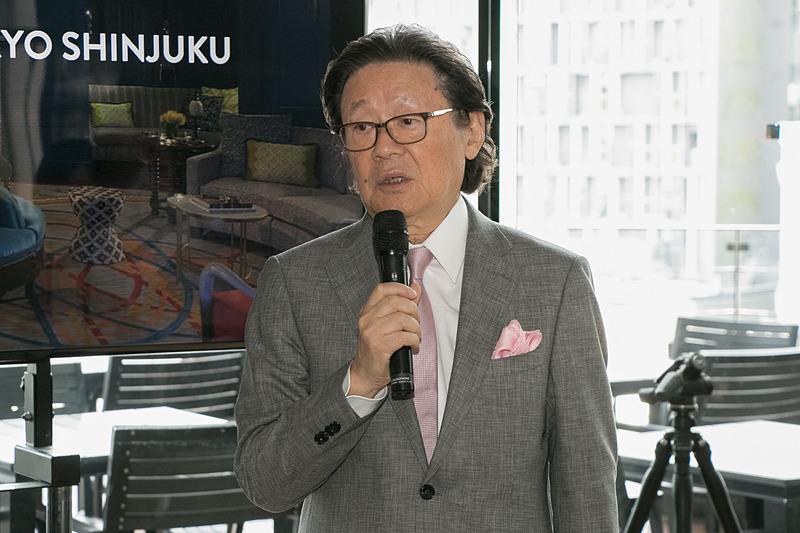 株式会社ツカダ・グローバルホールディング 代表取締役社長 塚田正由記氏