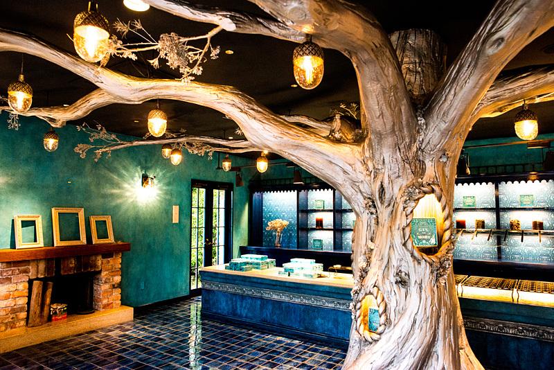 銀の森コーポレーションは食のテーマパーク「恵那 銀の森」に新店舗をオープンした