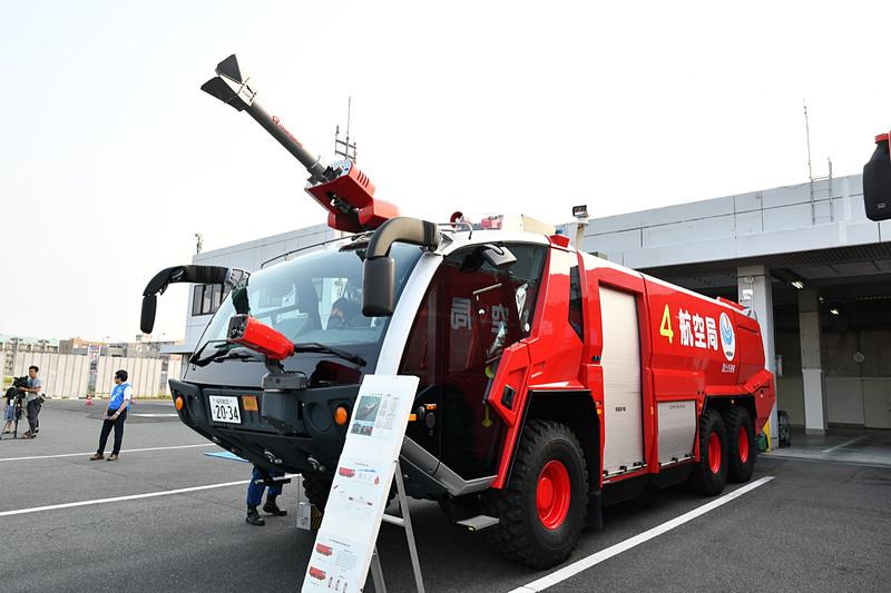 ローゼンバウアーの化学消防車