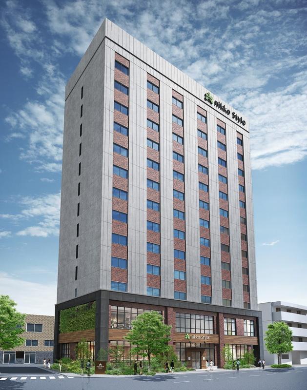 2020年に開業する「ニッコースタイル名古屋」