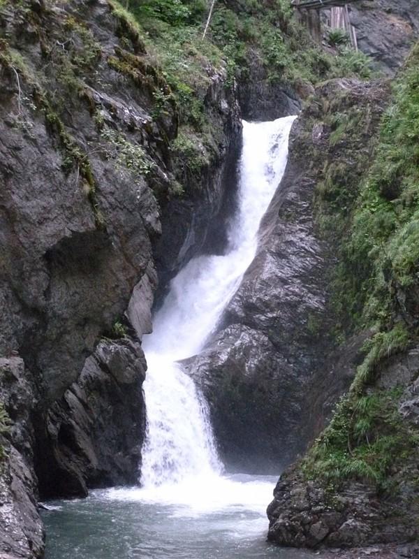 ディオザ渓谷(Gorges de la Diosaz)