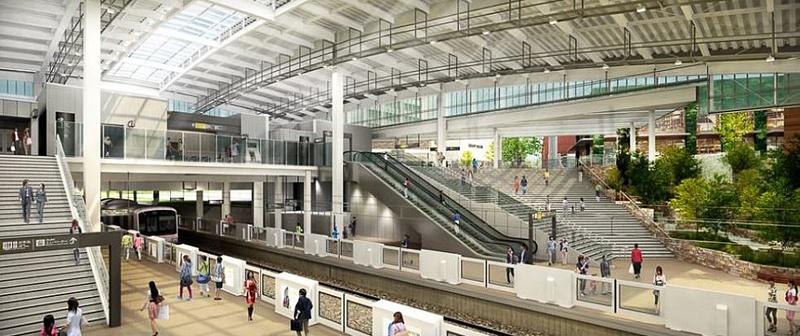 「南町田グランベリーパーク駅」のイメージ