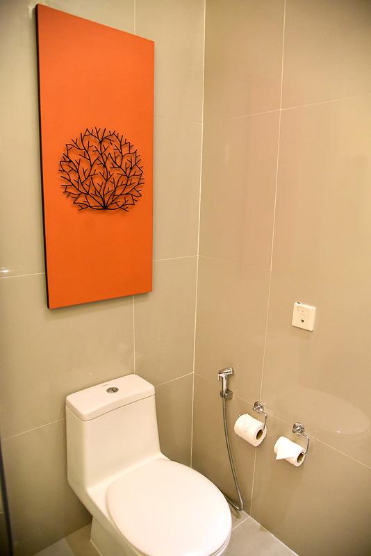 TOTOのトイレを完備