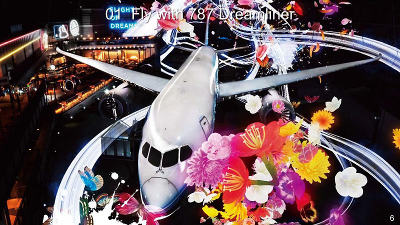 フライ ウィズ 787 ドリームライナー