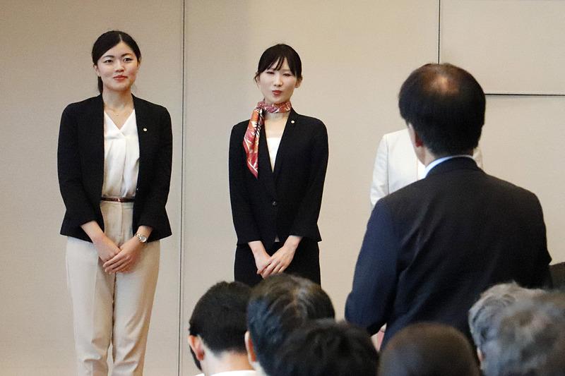 質疑応答では、今後も大阪地区でダイバーシティ&インクルージョンに取り組むと語られた