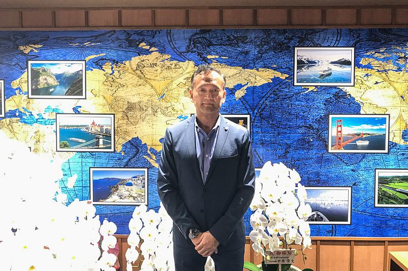 株式会社クルーズプラネット 代表取締役社長 小林敦氏