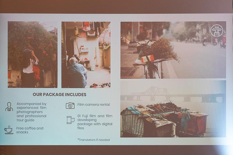 日本語ガイドの案内により、フィルムカメラで撮影しながら、ガイド付きツアーならではのハノイ観光を楽しめる「Hanoi's secrets with film cameras」