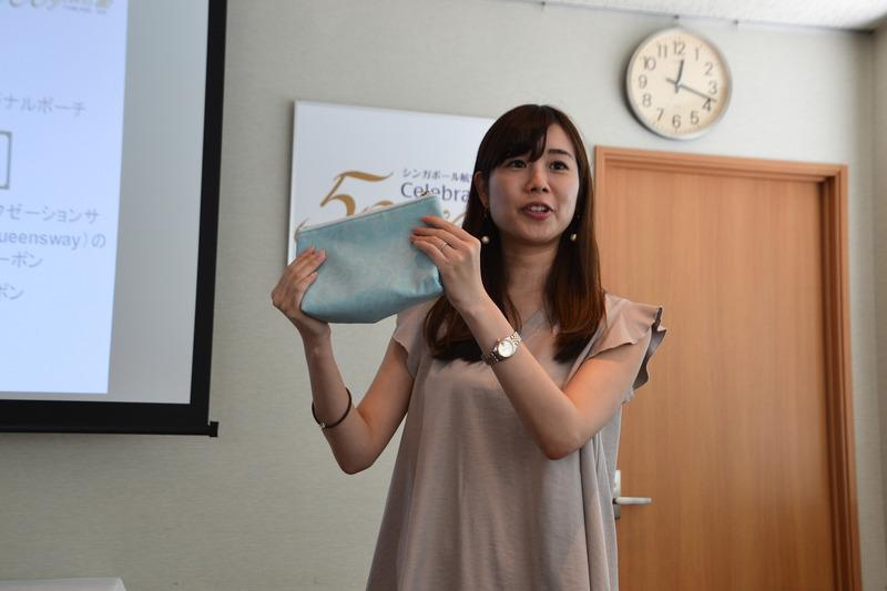 シンガポール航空 日本地区マーケティング部 係長 南部琴水氏