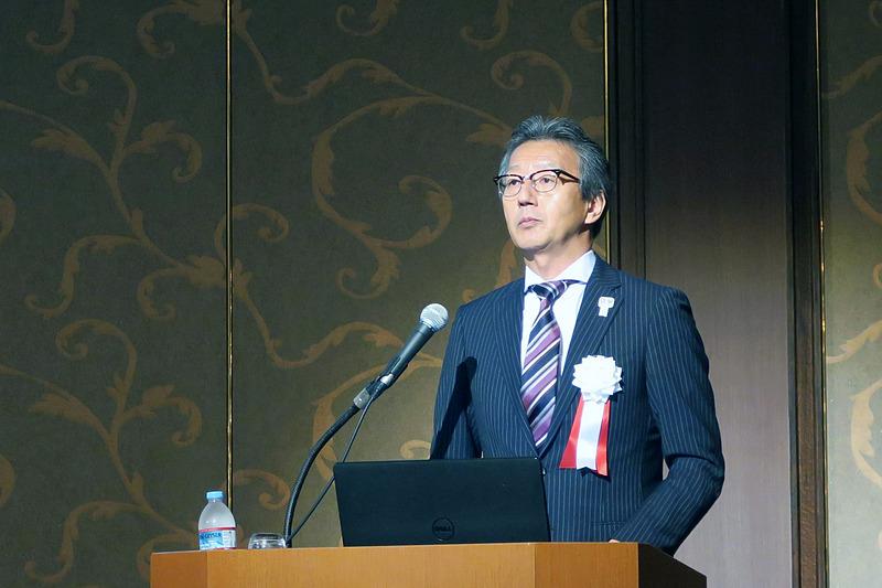 成田国際空港 常務取締役 濱田達也氏