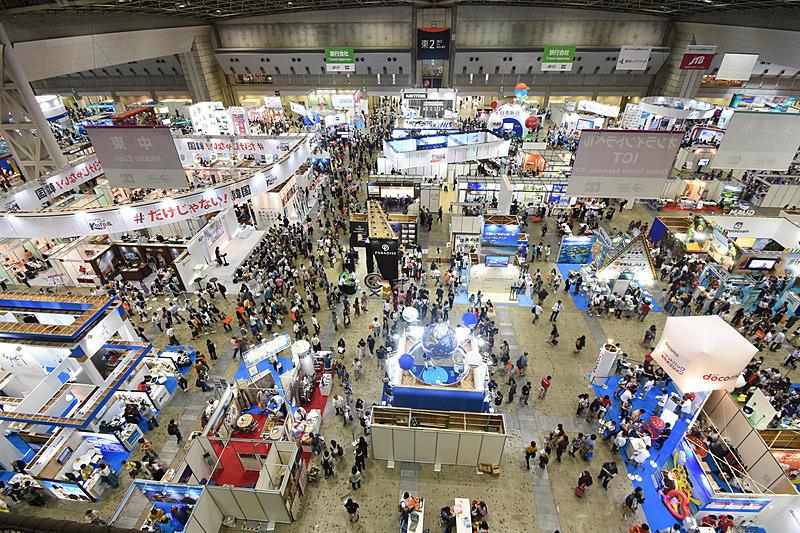 ツーリズムEXPOジャパン推進室は、「ツーリズムEXPOジャパン2018」の総来場者数を過去最高の20万7352人と発表。2019年はインテックス大阪で2019年10月24日~27日に開催する