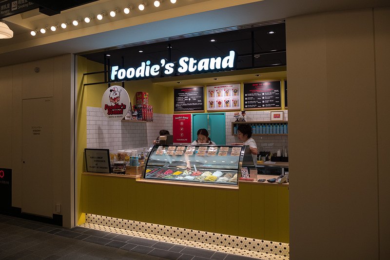 Foodie's Stand(フーディーズ スタンド)
