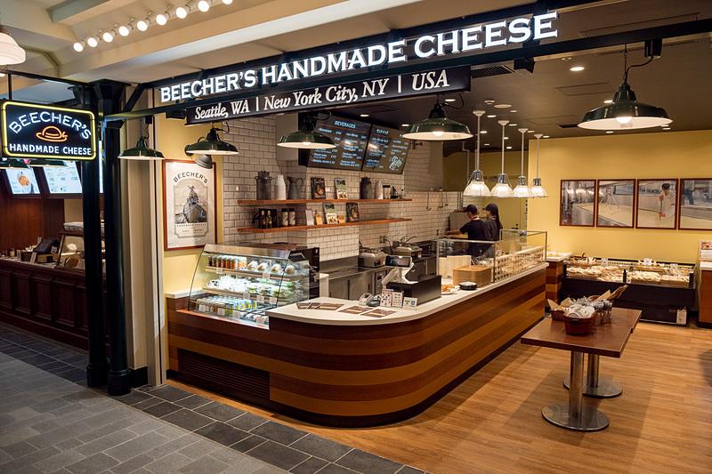 Beecher's Handmade Cheese(ビーチャーズ ハンドメイドチーズ)