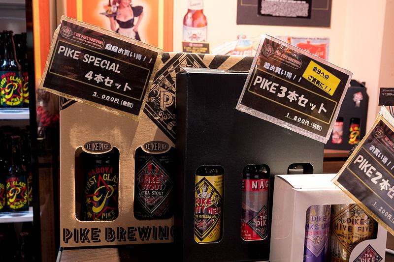 FLIGHT OF DREAMS限定クラフトビールを含むセット商品も販売している