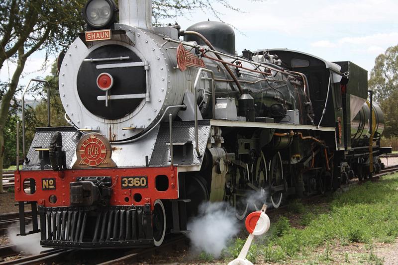 ロボスレイル (C)Rovos Rail