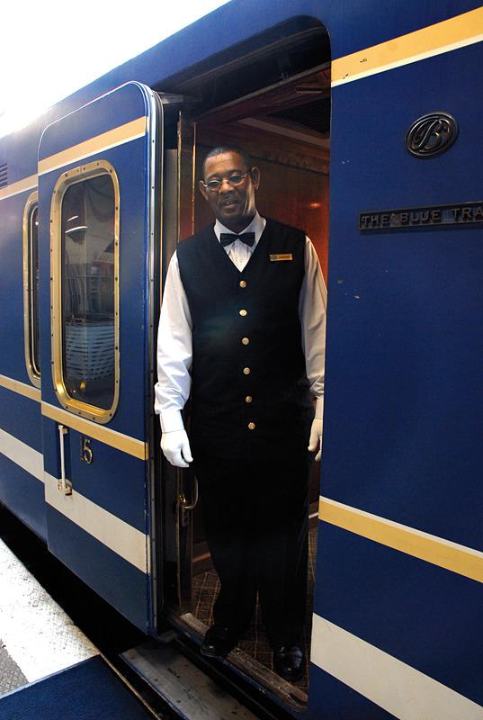 (C)The Blue Train