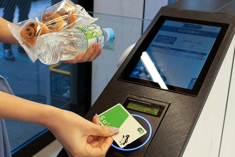 JR東日本が赤羽駅のホーム上店舗でAIを活用した無人決済店舗の実証実験を開始する