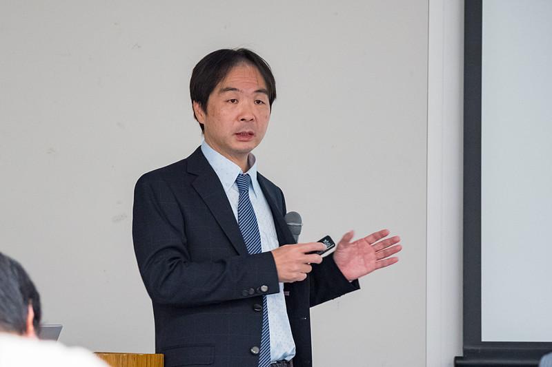 全日本空輸株式会社 CS&プロダクト・サービス室 CS推進部 担当部長の小島永士氏