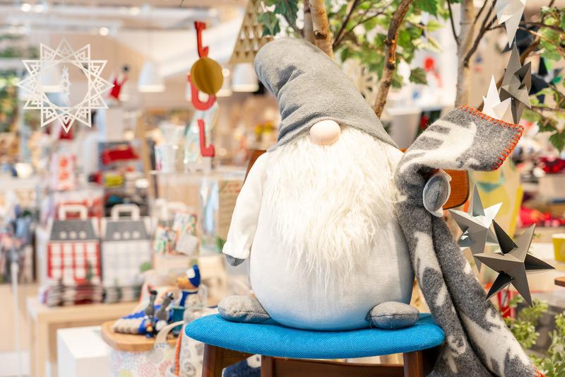 かわいい北欧雑貨が目白押し! クリスマス気分が早くも盛り上がります