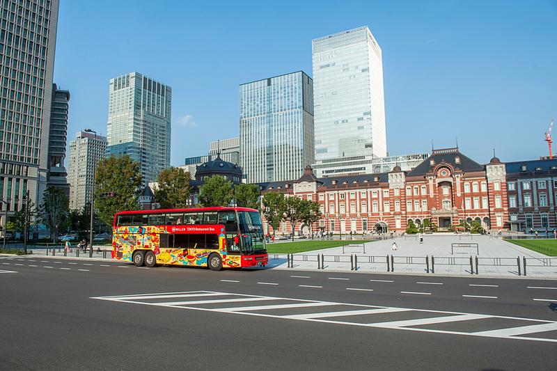 東京レストランバス