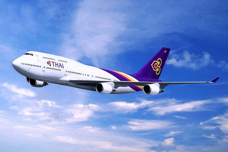 タイ国際航空は札幌~バンコク線の増便を記念して、往復2万2000円からの特別運賃を発売した