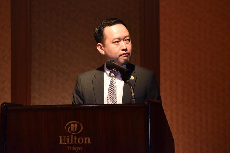 ペナン州観光局 CEO Ooi Chok Yan氏