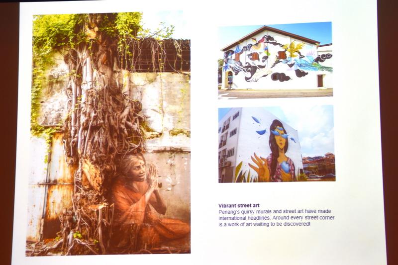 ストリートアートや壁画も写真撮影スポットとして人気上昇中