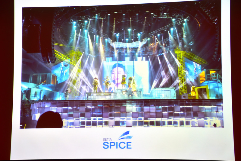 大規模イベントで活用されている「ザ・サブテラニアン・ペナン・インターナショナル・コンベンション・アンド・エキシビジョン・センター(SPICE)」