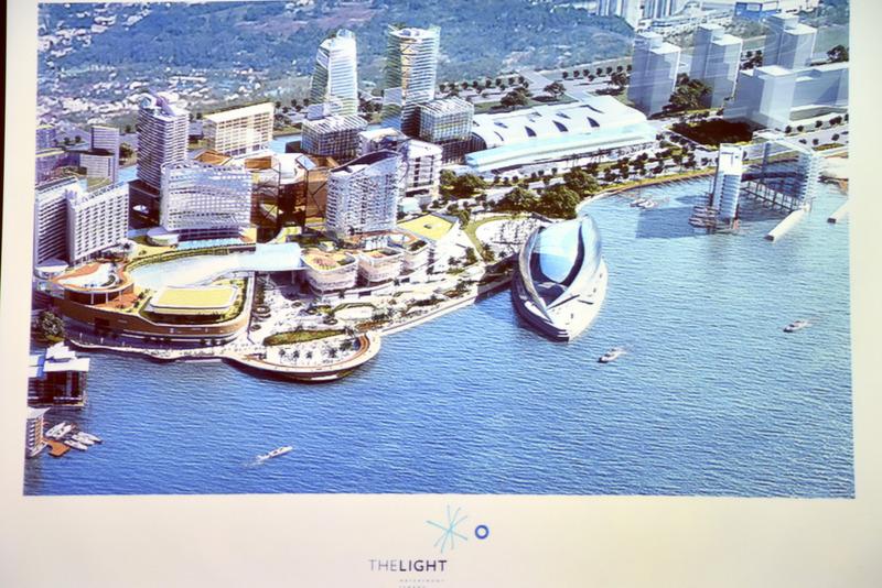 2021年に新たなオープンするコンベンションセンターのイメージ図