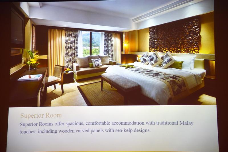 「Superia Room」も部屋でゆったりできる落ち着いた雰囲気。36m<sup>2</sup>