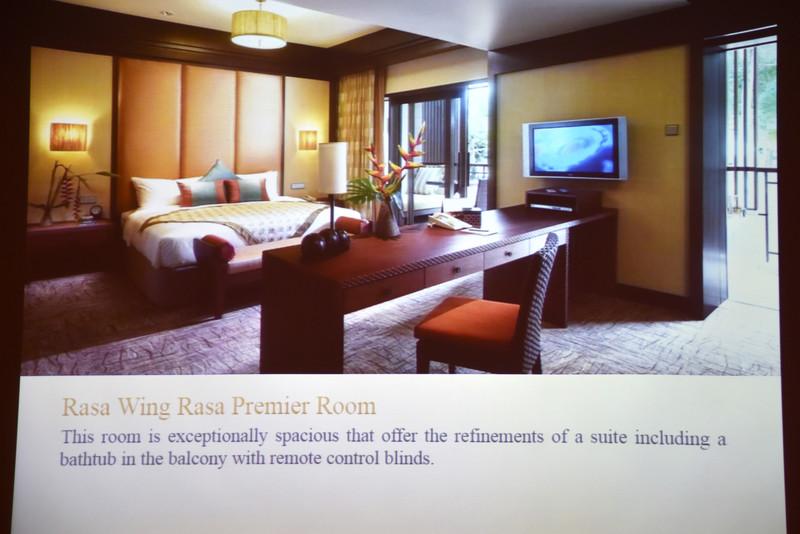 「Rasa Wing Rasa Premier Room」が一番人気