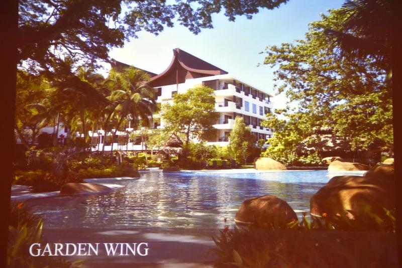 自然のなかに佇む「Garden Wing」