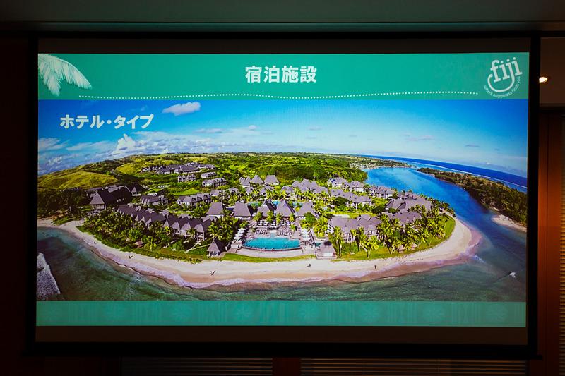 1島1施設のこぢんまりとした宿泊施設から多くの客室を備えたホテルタイプまでがある