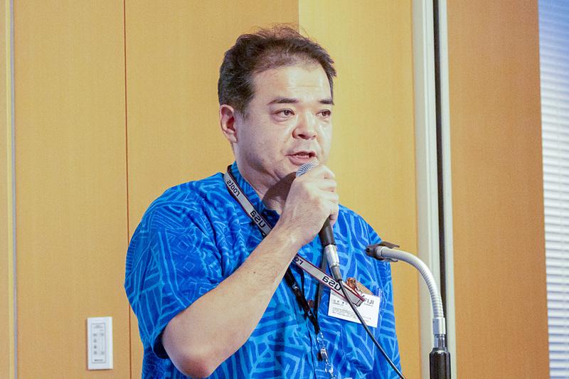 フィジー・エアウェイズ 日本地区総代理店 株式会社エア・システム 旅客営業 部長 日埜貴之氏