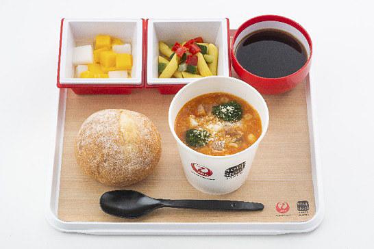 有名店とのコラボレーション機内食「AIRシリーズ」第30弾は「AIRスープストックトーキョー」