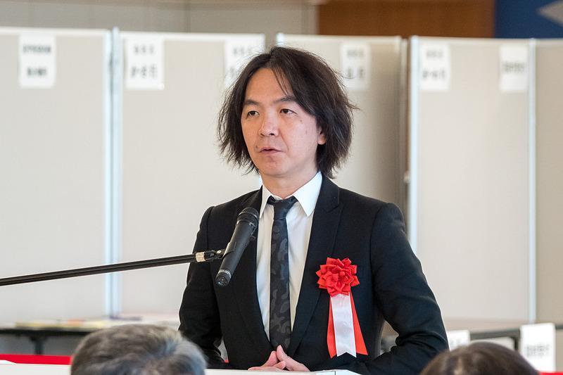 国土交通省 航空局 空港経営改革推進室長 山﨑雅生氏