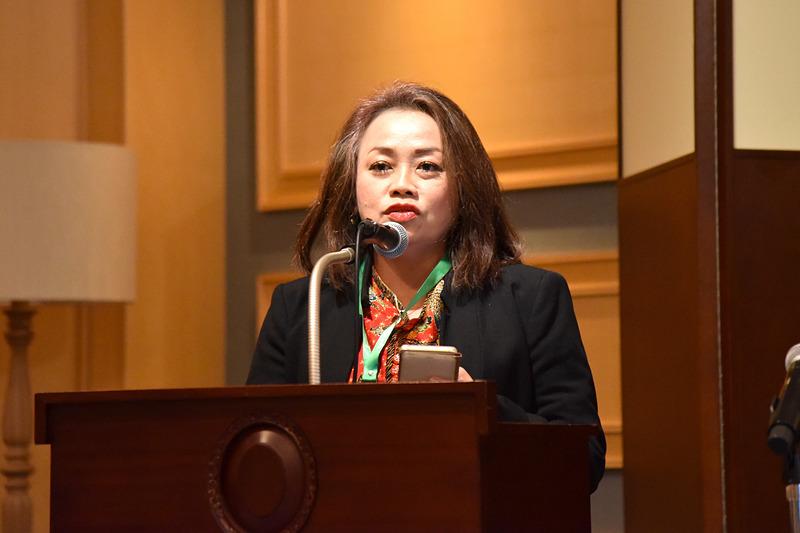 インドネシア共和国観光省 優先開発観光地促進委員会 ララサティ・スディアニンシィ氏