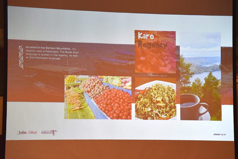 Karo県はフレッシュな野菜やジューシーなフルーツの宝庫