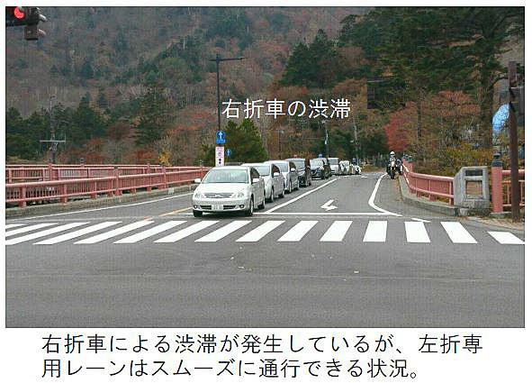 10月27日~11月4日の9日間行なった、第2いろは坂(国道120号)を終日一方通行にする社会実験の効果について発表した