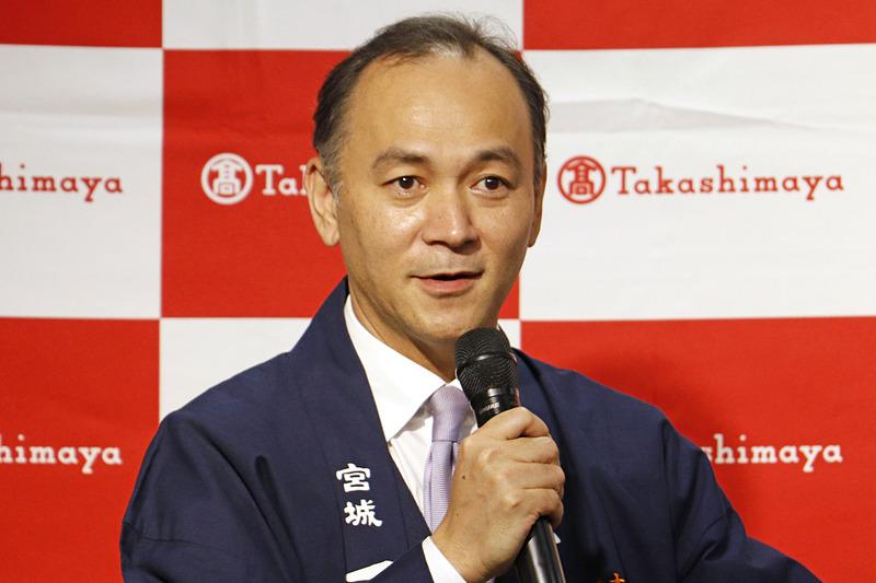 株式会社一ノ蔵 代表取締役社長 鈴木整氏