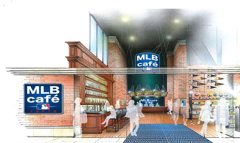 3階の「フードホール(仮称)」には「MLB Café FUKUOKA(仮称)」などが入居予定