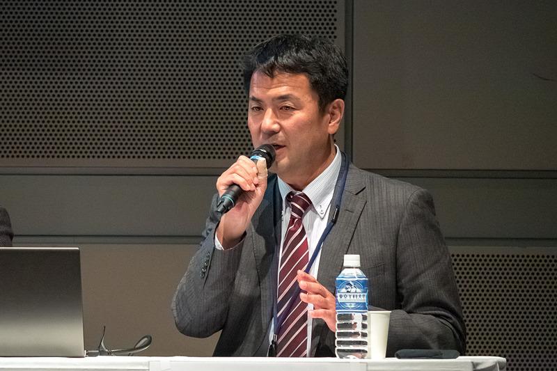 三菱重工航空エンジン株式会社 民間エンジン事業推進部 部長 牛田正紀氏
