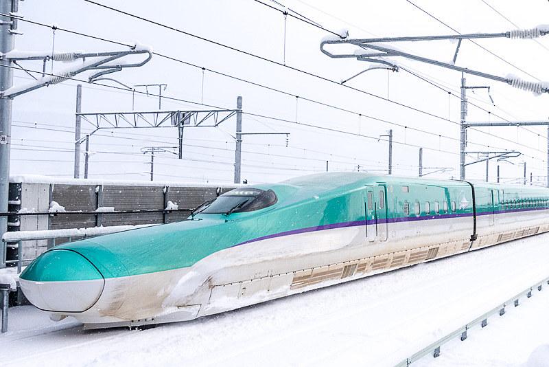 東北・北海道新幹線「はやぶさ」「はやて」の一部列車の速達化を、2019年3月16日のダイヤ改正のタイミングから実施。青函トンネル内の最高速度を140km/hから160km/hに向上して「はやぶさ」「はやて」の所要時間を現行より最大4分短縮する