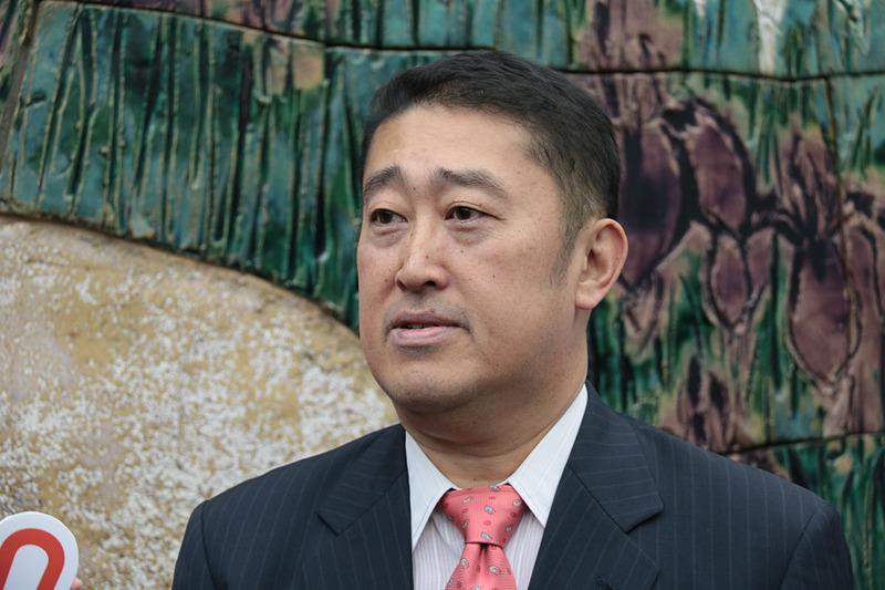 エアアジア・ジャパン株式会社 代表取締役 会長 谷本龍哉氏は、「移動の選択肢の1つとしてのLCCをしっかり作っていきたい。国内線と近場の国際線を就航するのがもともとの戦略だったので、ようやく両方を飛ばせる体制が整った」と就航の喜びを語った